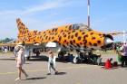 Tukumā 2019.gada 20. un 21.jūlijā kuplā skaitā pulcējas avio šova cienītāji uz «Wings Over Baltics Airshow 2019» 3