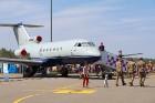 Tukumā 2019.gada 20. un 21.jūlijā kuplā skaitā pulcējas avio šova cienītāji uz «Wings Over Baltics Airshow 2019» 8