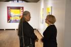 Uz Daugavpils Marka Rotko mākslas centru atceļojuši jauni mākslinieka darbu oriģināli