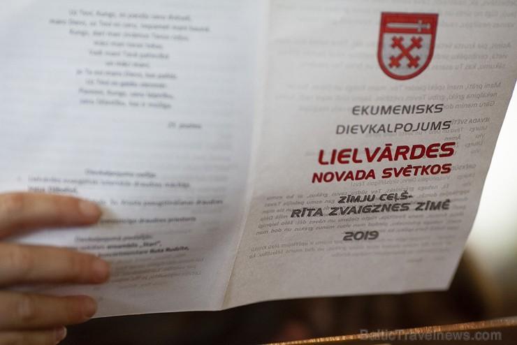 Ar krāšņiem koncertiem, tirdziņiem, pasākumiem un aktivitātēm Lielvārdē svin novada svētkus 260347
