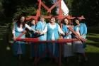 Ar krāšņiem koncertiem, tirdziņiem, pasākumiem un aktivitātēm Lielvārdē svin novada svētkus 11