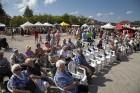 Ar krāšņiem koncertiem, tirdziņiem, pasākumiem un aktivitātēm Lielvārdē svin novada svētkus 26