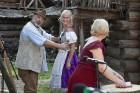 Ar krāšņiem koncertiem, tirdziņiem, pasākumiem un aktivitātēm Lielvārdē svin novada svētkus 67