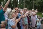 Ar krāšņiem koncertiem, tirdziņiem, pasākumiem un aktivitātēm Lielvārdē svin novada svētkus 80