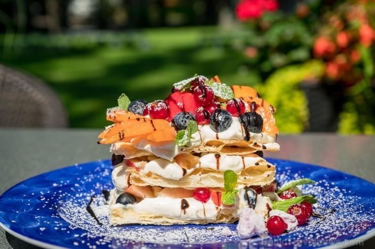 Restorāns Simmer Jūrmalā viesus pārsteidz ar jaunu ēdienkarti