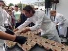 Ar dažādām aktivitātēm, krāšņām koncertprogrammām un gājienu Rēzeknē svinēja pilsētas svētkus 12