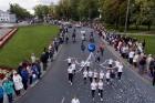 Ar dažādām aktivitātēm, krāšņām koncertprogrammām un gājienu Rēzeknē svinēja pilsētas svētkus 54