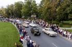 Ar dažādām aktivitātēm, krāšņām koncertprogrammām un gājienu Rēzeknē svinēja pilsētas svētkus 55