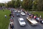 Ar dažādām aktivitātēm, krāšņām koncertprogrammām un gājienu Rēzeknē svinēja pilsētas svētkus 56