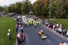 Ar dažādām aktivitātēm, krāšņām koncertprogrammām un gājienu Rēzeknē svinēja pilsētas svētkus 59