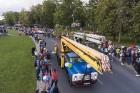 Ar dažādām aktivitātēm, krāšņām koncertprogrammām un gājienu Rēzeknē svinēja pilsētas svētkus 60