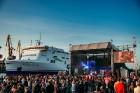 Ar daudzveidīgu svētku programmu un ne vienu vien muzikālu pārsteigumu svin Ventspils pilsētas svētkus