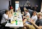 Travelnews.lv pusdieno Tsqaltubo pilsētas viesnīcas «Hotel Oasis Villa» restorānā. Atbalsta: Georgia.travel 6