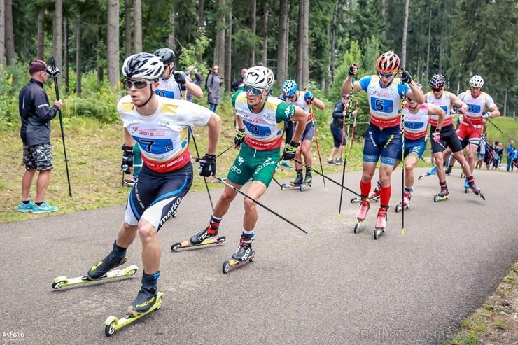 Madonā uz pasaules čempionātu distanču slēpošanā pulcējas sportisti no 15 valstīm