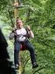 Travelnews.lv Gruzijas kūrortā Sairme izbauda 500 metru braucienu ar zipline 10