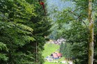 Travelnews.lv Gruzijas kūrortā Sairme izbauda 500 metru braucienu ar zipline 17