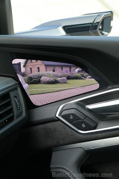 Travelnews.lv apceļo Zemgali un Vidzemi ar jauno un elektrisko «Audi e-tron»