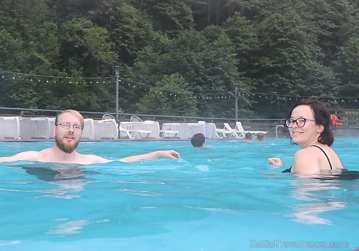 Travelnews.lv  iepazīst un izbauda kūrorta Sairme piedāvājumu Gruzijā