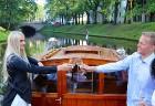 Pārdaugavas restorāns «Hercogs Fabrika» piedāvā jahtas izbraucienu ar romantiskām vakariņām pārim vai arī grupai 28