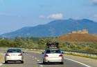 Travelnews.lv izbrauc Gruzijas autostrādes, kalnu asfalta ceļus un vēro dažādos žogu vārtus 3