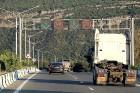 Travelnews.lv izbrauc Gruzijas autostrādes, kalnu asfalta ceļus un vēro dažādos žogu vārtus 16