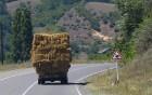 Travelnews.lv izbrauc Gruzijas autostrādes, kalnu asfalta ceļus un vēro dažādos žogu vārtus 61