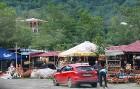 Travelnews.lv izbrauc Gruzijas autostrādes, kalnu asfalta ceļus un vēro dažādos žogu vārtus 78