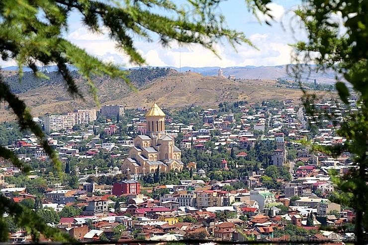 Travelnews.lv 16 stundu laikā iepazīst Gruzijas galvaspilsētu Tbilisi 262241