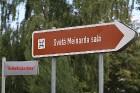 Līdz septembra vidum ar sausām kājām var aizkļūt uz Meinarda salu un senāko mūra ēku Latvijā 2