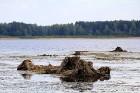 Līdz septembra vidum ar sausām kājām var aizkļūt uz Meinarda salu un senāko mūra ēku Latvijā 6