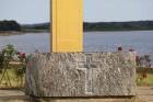 Līdz septembra vidum ar sausām kājām var aizkļūt uz Meinarda salu un senāko mūra ēku Latvijā 17