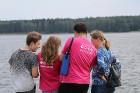 Līdz septembra vidum ar sausām kājām var aizkļūt uz Meinarda salu un senāko mūra ēku Latvijā 19
