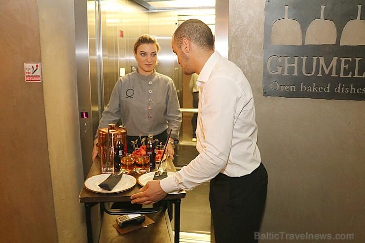 Travelnews.lv izbauda Gruzijas galvaspilsētas viesnīcas «Iota Hotel Tbilisi» viesmīlību