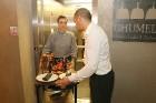 Travelnews.lv izbauda Gruzijas galvaspilsētas viesnīcas «Iota Hotel Tbilisi» viesmīlību 20