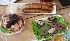 Travelnews.lv izbauda garšīgas un bagātīgas pusdienas restorānā «Chveni Ezo», kas atrodas uz ziemeļiem no Tbilisi 18