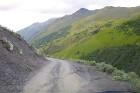 Travelnews.lv ar 4x4 mikroautobusu dodas Kaukāza kalnu maršrutā Datvijvari - Kistani - Khevsureti. Atbalsta: Georgia.Travel 3