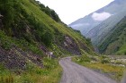 Travelnews.lv ar 4x4 mikroautobusu dodas Kaukāza kalnu maršrutā Datvijvari - Kistani - Khevsureti. Atbalsta: Georgia.Travel 18