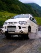 Travelnews.lv ar 4x4 mikroautobusu dodas Kaukāza kalnu maršrutā Datvijvari - Kistani - Khevsureti. Atbalsta: Georgia.Travel 23