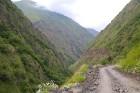 Travelnews.lv ar 4x4 mikroautobusu dodas Kaukāza kalnu maršrutā Datvijvari - Kistani - Khevsureti. Atbalsta: Georgia.Travel 26