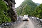 Travelnews.lv ar 4x4 mikroautobusu dodas Kaukāza kalnu maršrutā Datvijvari - Kistani - Khevsureti. Atbalsta: Georgia.Travel 31