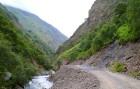 Travelnews.lv ar 4x4 mikroautobusu dodas Kaukāza kalnu maršrutā Datvijvari - Kistani - Khevsureti. Atbalsta: Georgia.Travel 33