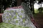 Gulbenes novadā Stradu pagasta esošajā Stāķu parkā, ir izvietots dīvāns, atpūtas krēsls un galds, uz kura var spēlēt šahu, un tas viss veidots skaistā 10