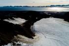 Latvijas Universitātes zinātnieki atgriezušies no ekspedīcijas Svalbāras arhipelāgā, kur tie pētīja ledājus un vides piesārņojumu vietā, kuru no Zieme 6