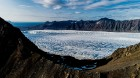 Latvijas Universitātes zinātnieki atgriezušies no ekspedīcijas Svalbāras arhipelāgā, kur tie pētīja ledājus un vides piesārņojumu vietā, kuru no Zieme 7