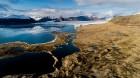 Latvijas Universitātes zinātnieki atgriezušies no ekspedīcijas Svalbāras arhipelāgā, kur tie pētīja ledājus un vides piesārņojumu vietā, kuru no Zieme 15