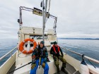 Latvijas Universitātes zinātnieki atgriezušies no ekspedīcijas Svalbāras arhipelāgā, kur tie pētīja ledājus un vides piesārņojumu vietā, kuru no Zieme 32