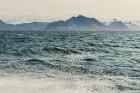 Latvijas Universitātes zinātnieki atgriezušies no ekspedīcijas Svalbāras arhipelāgā, kur tie pētīja ledājus un vides piesārņojumu vietā, kuru no Zieme 34