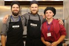 Ķīpsalā jaunie pavāri cīnās par tituliem «Latvijas pavārs 2019» un «Latvijas pavārzellis 2019»