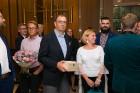 Rīgā, Dzirnavu ielā, oficiāli atvērta Latvijā pirmā un Baltijā lielākā «Marriott» tīkla viesnīcu «AC Hotel Riga» 28