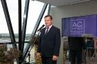 Rīgā, Dzirnavu ielā, oficiāli atvērta Latvijā pirmā un Baltijā lielākā «Marriott» tīkla viesnīcu «AC Hotel Riga» 49